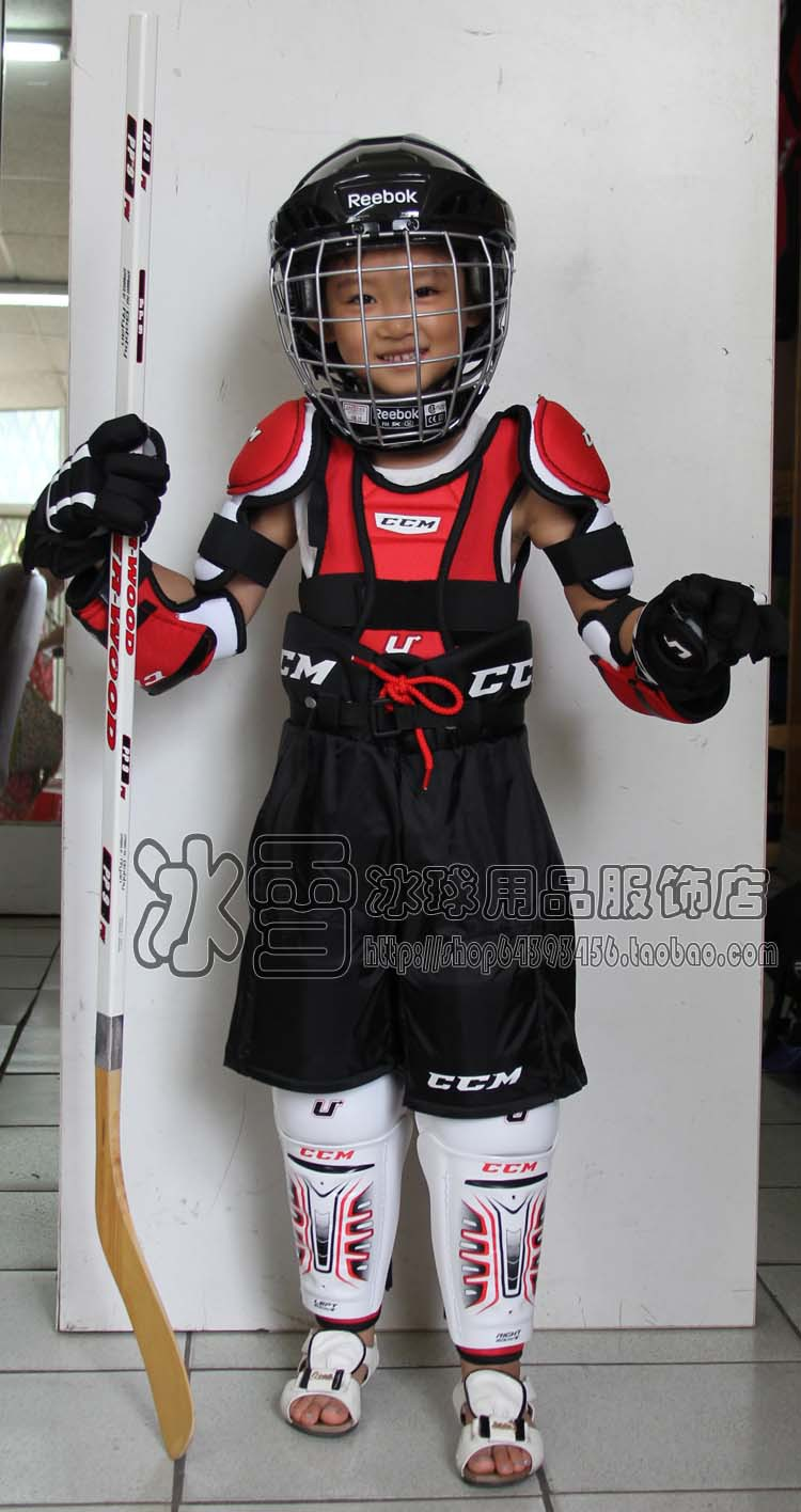 CCM Genuine Child Adolescent Ice Hockey protective gear ...