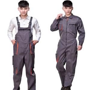 Overalls Men Jumpsuits-Trousers Working-Uniforms Women 4XL Repairman-Strap Plus-Size