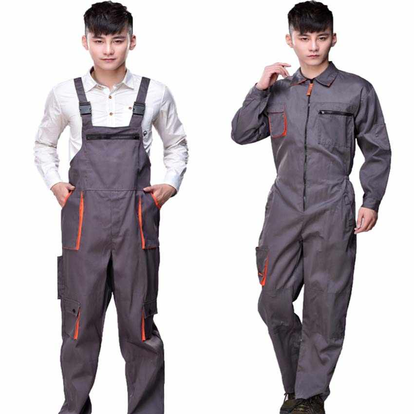 Detail Feedback Questions About Work Overalls Men Women Protective