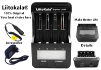 Liitokala Lii 500 LCD 18650 Battery Charger For 3 7V 18650 18350 16340 17500 25500 10440