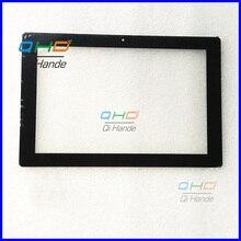 "Pantalla táctil de 10.1 ""pulgadas, 100% Nuevo para KREZ TM1004B16 3G Tablet PC de panel táctil digitalizador panel táctil, envío gratis"