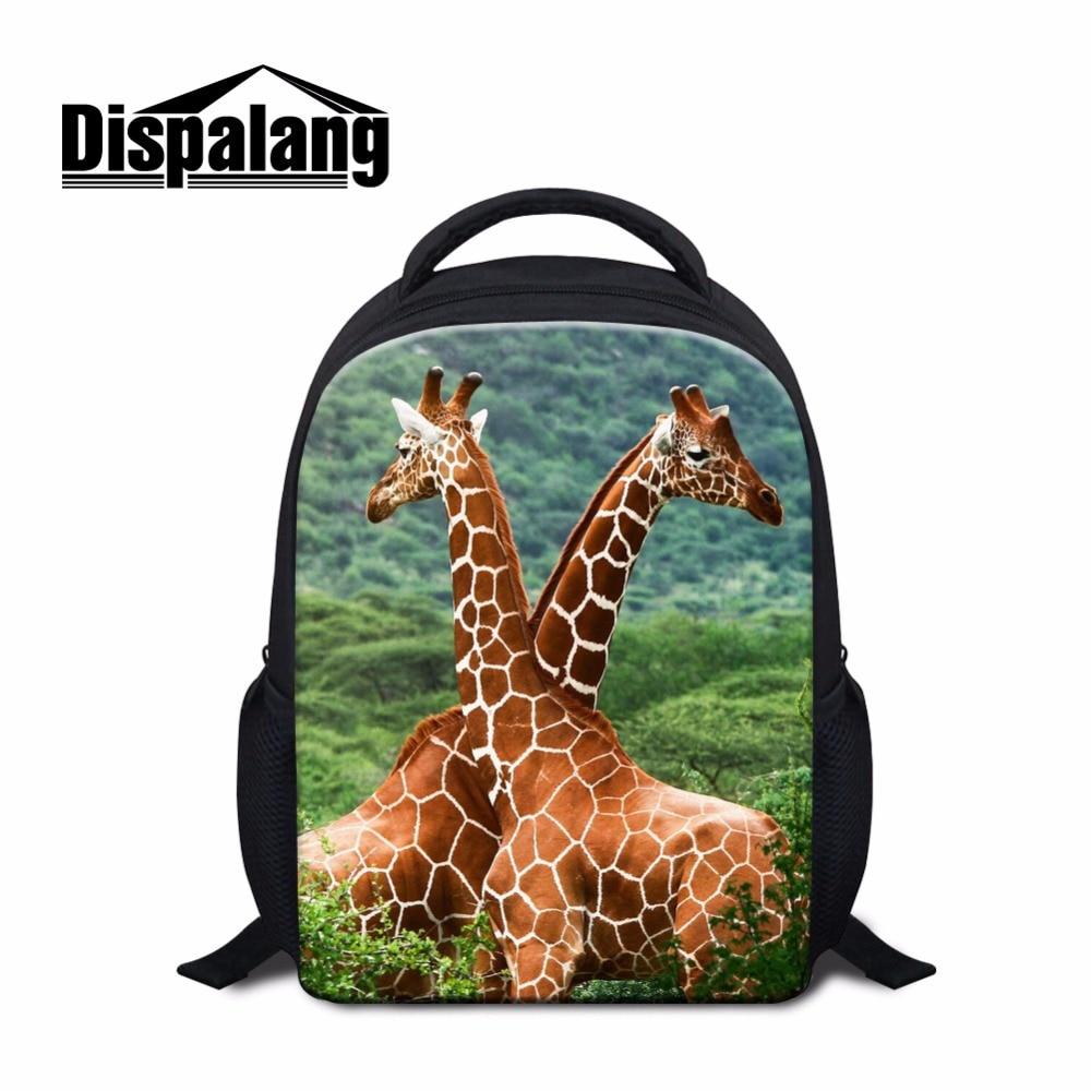 d100f90e90bd0 Küçük Kızlar için Küçük Çocuklar için hayvan Sırt Çantaları Okul Çantaları  Sevimli Mini Okul Çantalarını Boys Moda Sırt Paketi Çocuklar Seyahat  Çantaları