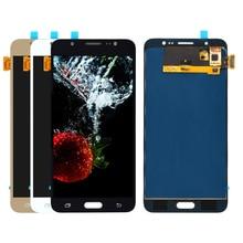 Для Samsung Galaxy J7 2016 j710 sm-j710f J710M J710H J710FN ЖК дисплей + сенсорный экран планшета Ассамблеи