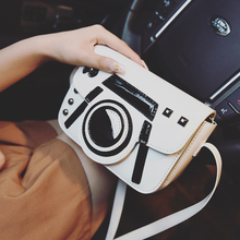 2016 Rushed New Flap Pocket Single Korean Women's Casual Personality Patterns Of Small Bag Simple Woman Mini Shoulder Messenger