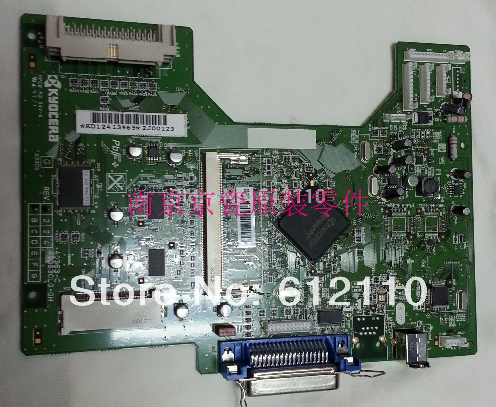 New Original Kyocera 302J001140 P.W.B.ASSY MAIN for:FS-2020D