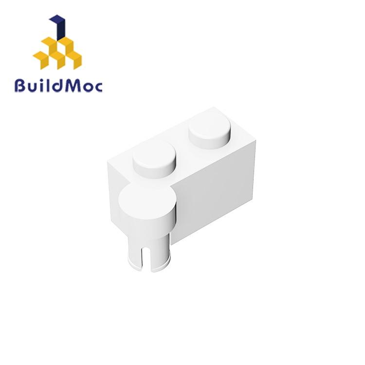 BuildMOC Compatible Legoing3830 1x2For Building Blocks Parts DIY LOGO Educational Creative Gift Toys