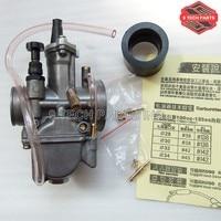 OKO 21mm 24mm 26mm Performance PWK Carburetor for Scooter 50cc JOG DIO KR150 RTL250 CR80 CR85R CR125 NSR50 NSR80 DT100 125 175
