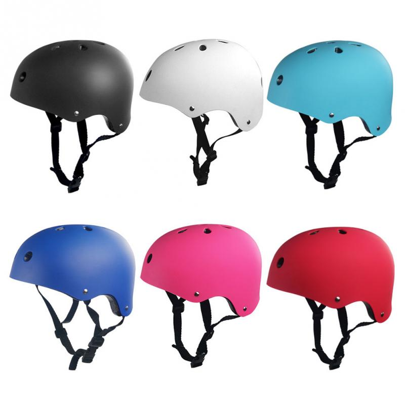 Professional Adult Kids Street Dancing Skateboard Outdoor Climbing Safety Helmet Bicycle Riding Skiing Surfing Helmet Cycling He