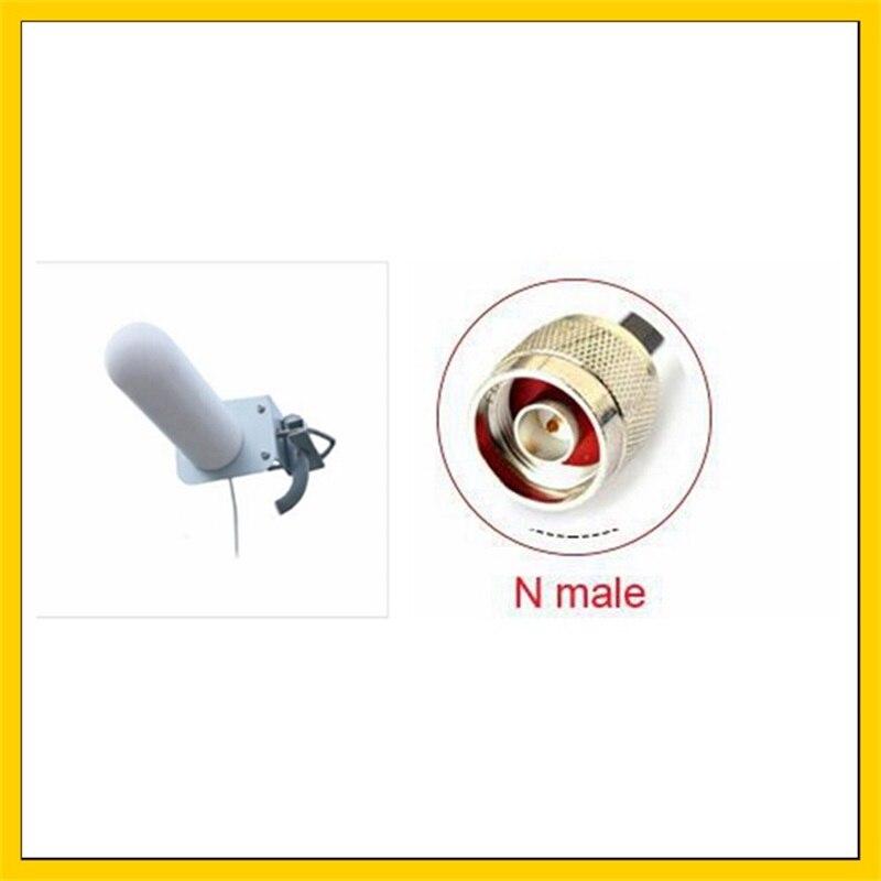 18DBI LTE 4G antenne extérieure Yagi antenne directionnelle N connecteur mâle pour LTE 4G 3G routeur modem 5M ou 10M 15M câble
