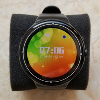 I4 MAX Smartwatch Android 5 1 OS 2GB 16GB 2MP WIFI 3G GPS Heart Rate