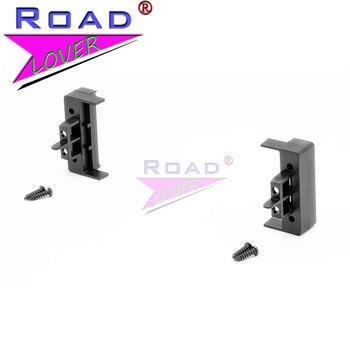 TOPNAVI 1 Din Radio samochodowe instalacji wykończenia Dash konsola dla AUDI A2 2000-/A3 2000/A4 1999 -2011/A6 1999-2004 Audio Stereo rama