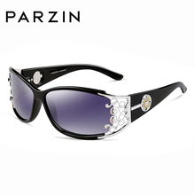3a9010c207 PARZIN 2018 Women Sunglasses For Driving So Real Brand Designer Spectacles  Hollow