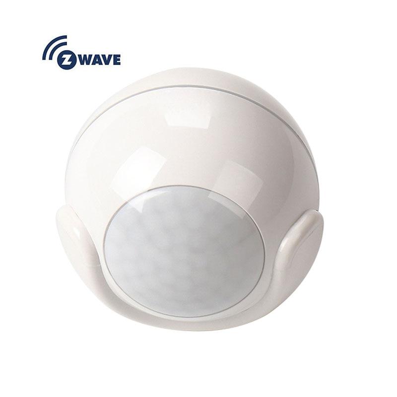 Smart z-wave Plus PIR détecteur de mouvement détecteur alarme pour Zwave domotique système d'alarme 868.4 MHz fréquence