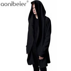 Aonibeier Hooded Sweatshirts Hoodies Jacket Man's Coats