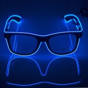 Image 3 - Неоновая декоративная лента, гибкая LED лампа для танцев и вечеринок, водонепроницаемая LED полоска с контроллером, 1 м, 3 м, 5 м