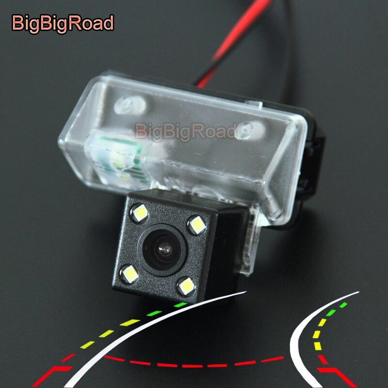 BigBigRoad For toyota verso EZ 2011 Camry 2012 2013 vios yaris 2013 Car Intelligent Dynamic Trajectory