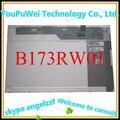 17.3 ''lcd de matriz N173FGE-L23 V4 V5 B173RW01 V.3 LTN173KT01 LTN173KT02 LP173WD1 TLA1 LP173WD1 TLN2 Laptop panel de la pantalla LCD 40pin
