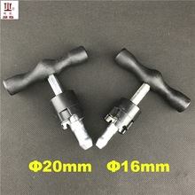 Size: 16/20/26/32mm Cutting And Forming Tools Hand Reamer For Pex-Al-Pex Pipe Or Plastic