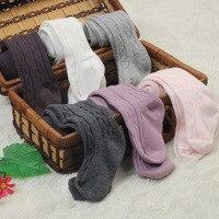 Meias crianças meia-calça da menina do algodão do bebê meias infantis.