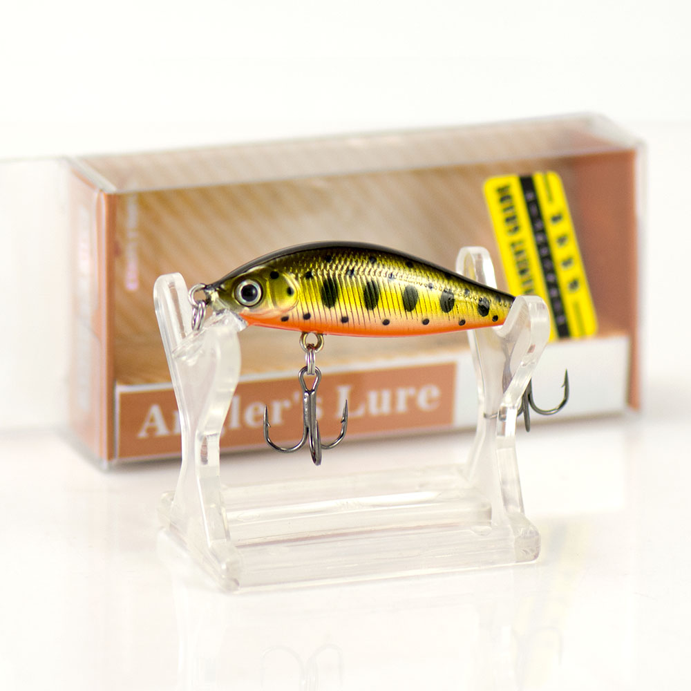 45mm 3.1g Hard Lures, Sinking Minnow, Wobblers, Angler Lure for Fishing, Countbass Fish Baits countbass 60mm 4 9g hard lures fishing baits minnow wobblers plug freshwater shad fish lure