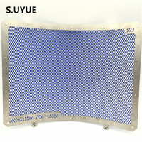Motorcycle Radiator Grille Grills Guard Cover Protector for SUZUKI GSXS 1000 GSX S1000 / F 2015 2016 2017 GSX S 1000 F