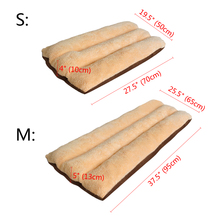 Large Dog Bed Mat Pet Cushion Mat Mattress Cotton Warm Sleeping Bed Golden Retriever Cage House Sofa For Small Medium Large Pet