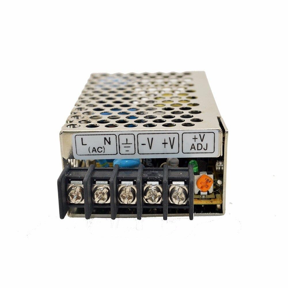 15W Switch Power Supply Driver Single Output Vlotage 5V 12V 15V 24V 48V   NES-15