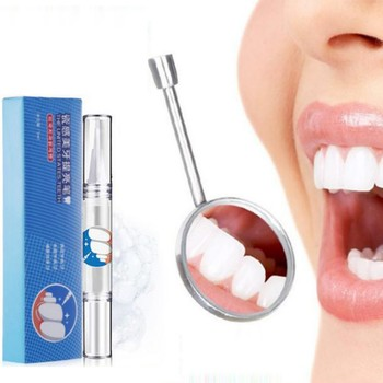 Effective Teeth Whitening Pen Tooth Gel Whitener Bleach Stain Eraser Sexy Celebrity Smile Teeth Care L8 Teeth Whitening