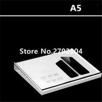 New style A5 acrílico price tag suporte para loja de varejo de exibição de telefone 21*15 centímetros|holder|holder display|holder stand -