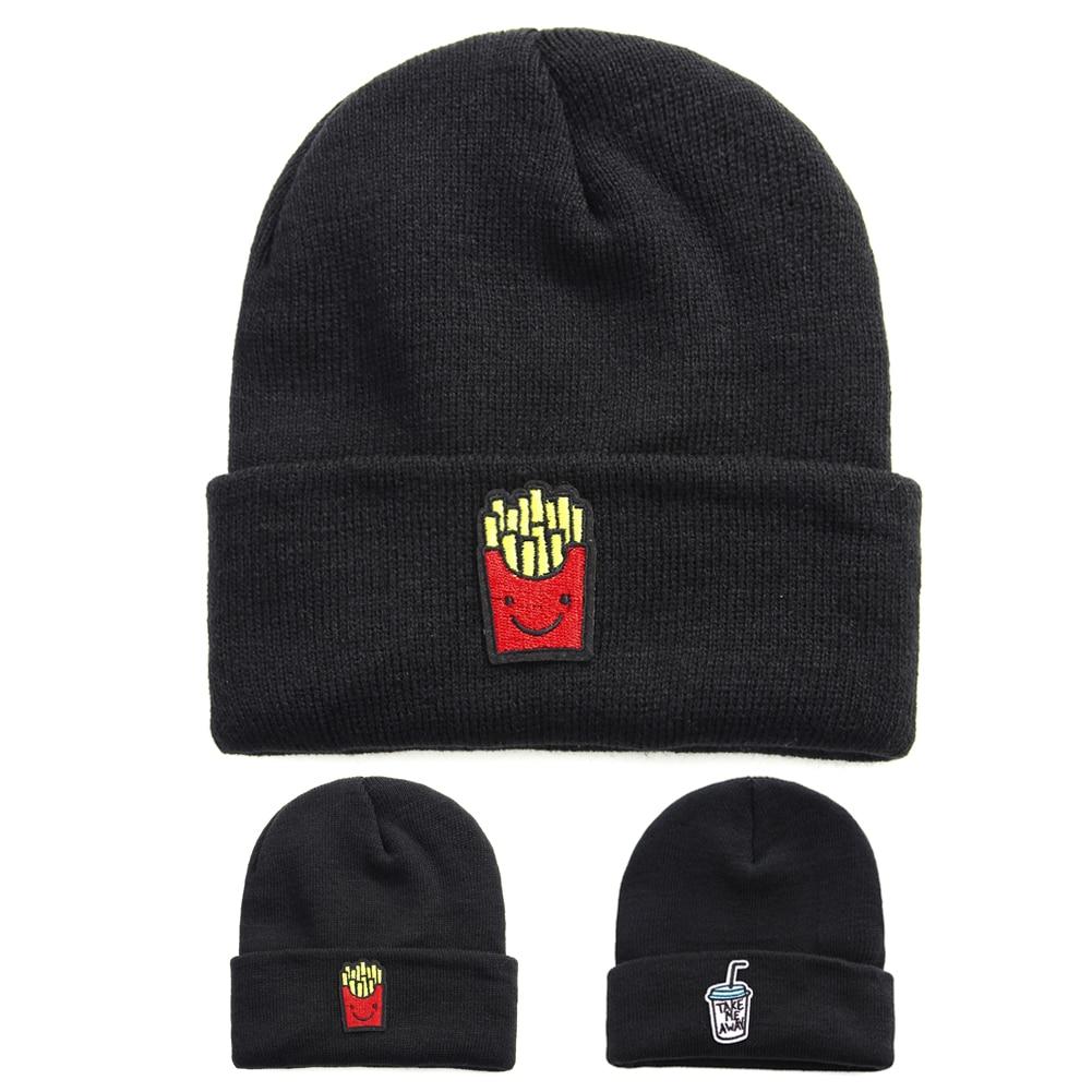 2018 Men Women Beanie Knit Ski Cap Hip-Hop Winter Warm Unisex Hat Snowboard Winter Hats For Men Women Winter Cap Unisex Outdoor