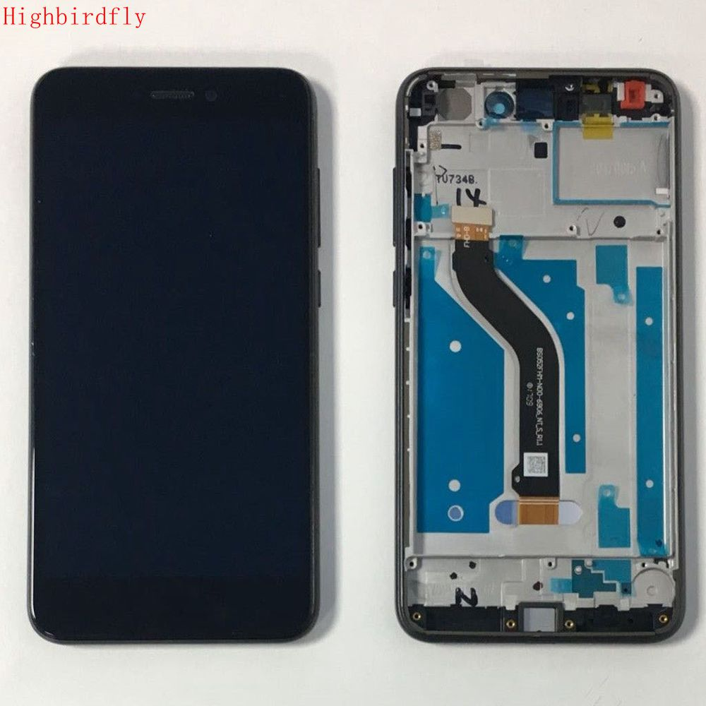 For Huawei p8 lite 2017 PRA-LA1 PRA-LX1 PRA-LX3 Lcd Dislay+TouchScreen+Frame Full set togetherFor Huawei p8 lite 2017 PRA-LA1 PRA-LX1 PRA-LX3 Lcd Dislay+TouchScreen+Frame Full set together