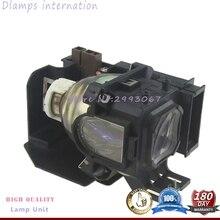 VT85LP заменяемая прожекторная лампа с клетка для NEC VT490 VT491 VT580 VT590 VT595 VT695 VT495 CANON LV-7250 LV-7260 проекторы