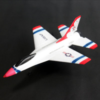 Replaceable Battery Telecontrol Fighter Glider Resistance To Fall Model Foam Fixed Wing Electric Remote Control Aircraft