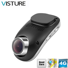 4G Car DVR Night Vision 5MP Camera Dashcam WiFi with ADAS Remote control Video Recorder Dash Camera 1080P VISTURE C01