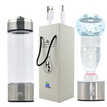 Synteam Hydrogen Water Ionizer Bottle Multi-functional Adapter Mineral Water Bottle Alkaline Water Hydrogen Generator WAC018 цена и фото