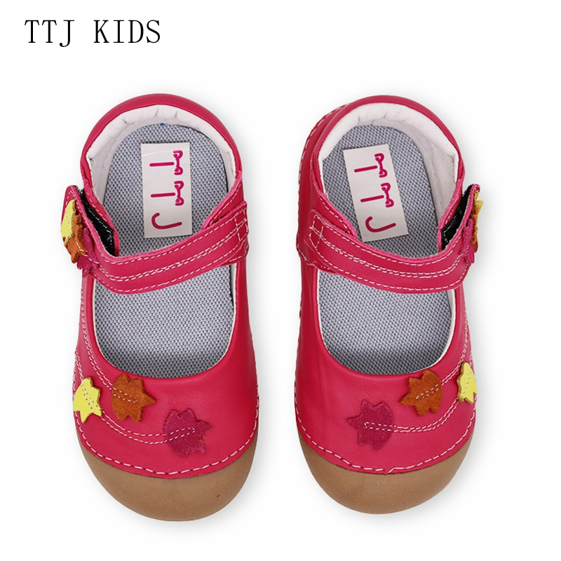 TTJ  New Genuine Leather Baby Shoes Leopard Print Baby Girls Soft Shoes Horse Hair Boys First Walkers Lace Baby Moccasins