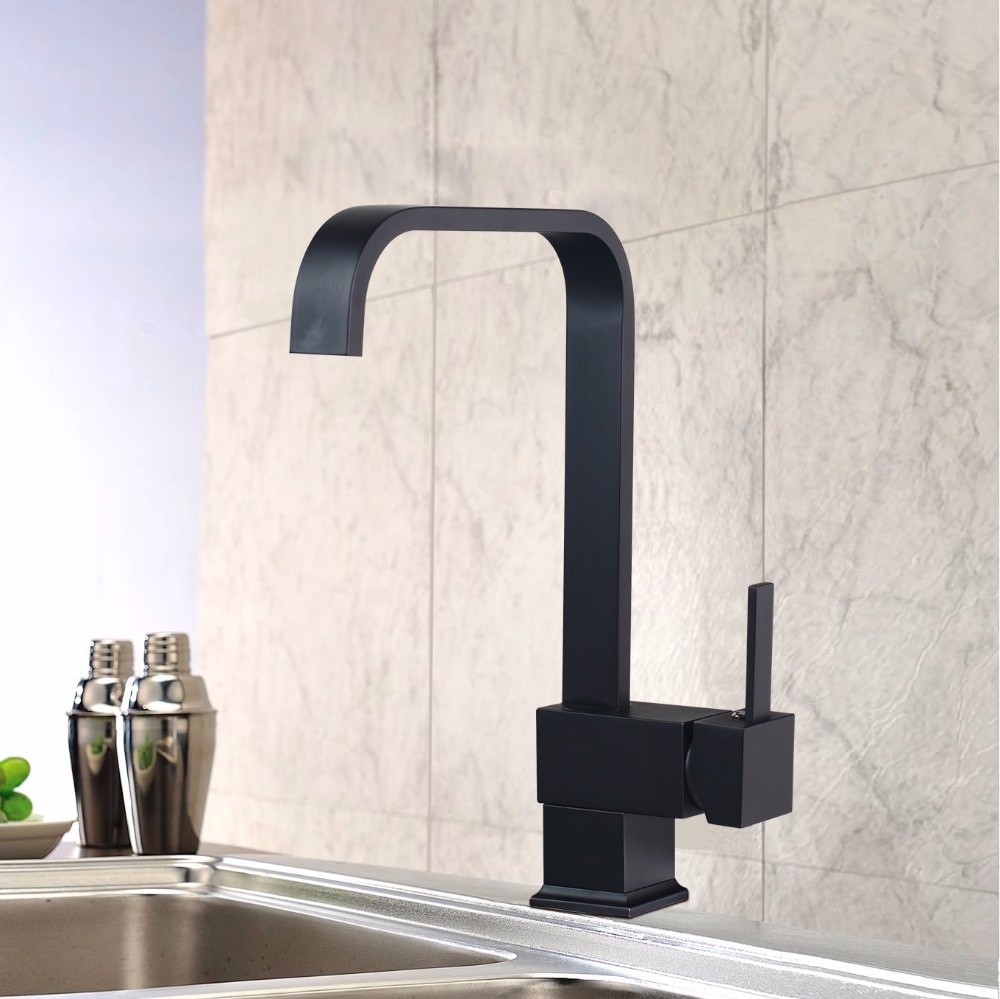 Perfect Beautiful Hot Oil Rubbed Bronze Bathroom Basin kitchen Sink Swivel Mixer Tap Faucet JN8520 1