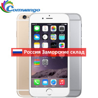 Original Unlocked Apple IPhone 6 Cell Phones 1GB RAM 16 64 128GB ROM 4 7 IPS