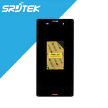 Black For 5.2″ Sony Xperia Z3 D6603 D6616 D6633 LCD Display + Touch Screen Digitizer Full Assembly Replacement Parts
