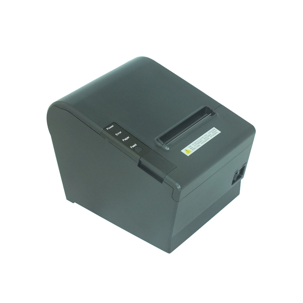 80mm thermal printer with cutter thermal printer for USB Serial Ethernet printer