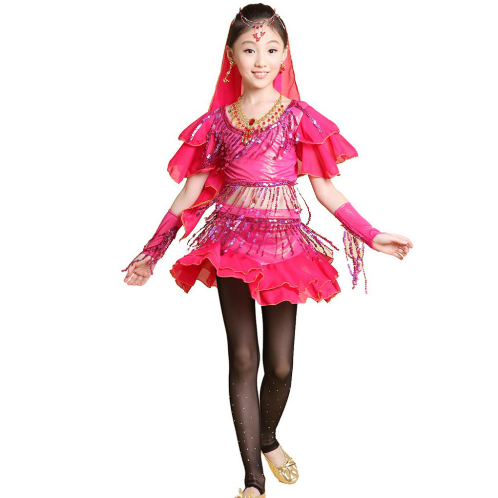 Aliexpress.com : Buy 2015 NEW Promotion 4PCS KIDS Belly Dance ...