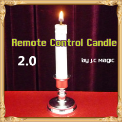 Recommander! Télécommande Bougie 2.0 par JC Magique Scène Magia Gimmick Mentalisme Tours de Magie Illusions