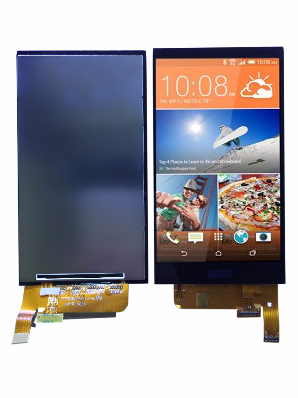 Best ! Original LCD For HTC Desire 510 Display With Touch Screen Digitizer Assembly Replacement HTC 510
