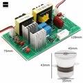 Transdutor de Limpeza ultra-sônica Mais Limpo Bordo Motorista de Poder 110VAC 50 W 40 KHz Limpeza Ultra-sônica Transdutor Cleaner
