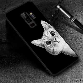Galaxy S9 Plus Case Premium Animal Case Soft TPU Printing Cover Phone