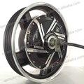Motor de Cubo eléctrico 16 pulgadas 6000 W 273 (45 H) E-scooter de Exportación/V2 Tipo Hub Motor Quanshun