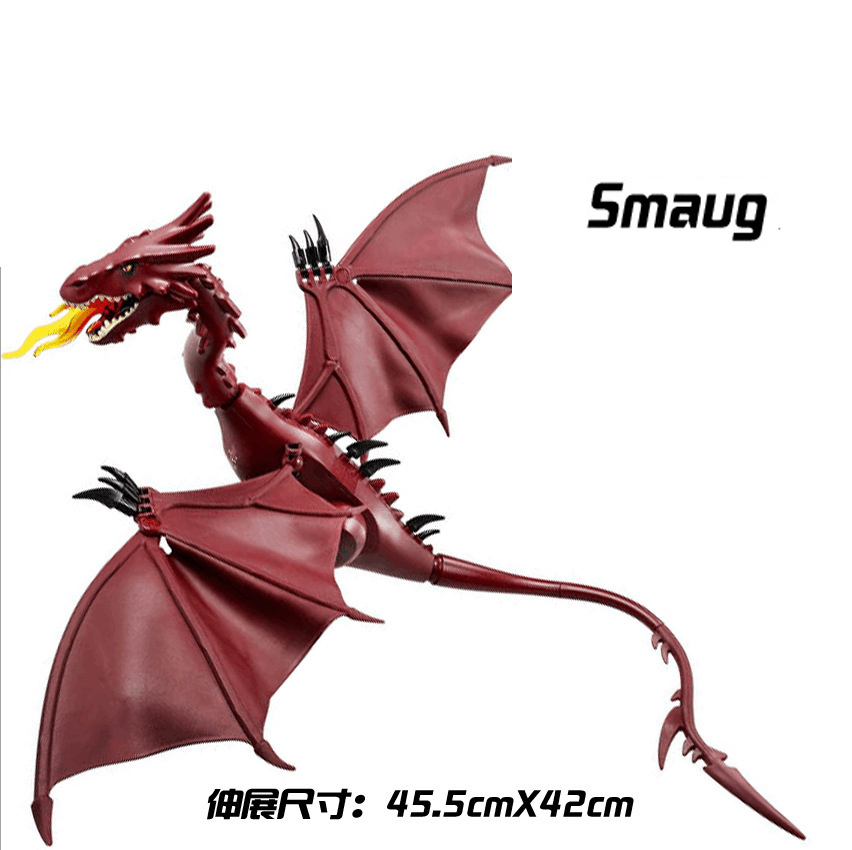 PG931 The Hobbit Desolation of Smaug 79018 The Lonely Mountain Dol Guldor Battle LEPIN Figures Models & Building Blocks Toy pg931 the hobbit desolation of smaug 79018 the lonely mountain dol guldor battle building blocks educationa compatible with lpin