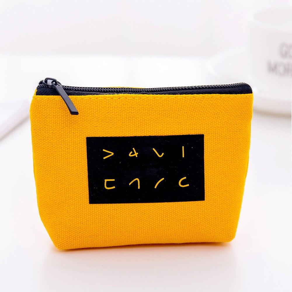 ETya, модные кошельки для монет, Женский кошелек, маленький, милый, держатель для кредитных карт, для ключей, для денег, Сумки для дам, кошелек, детский, на молнии, мешочек - Цвет: 13