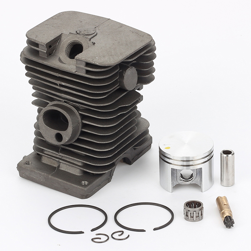 38mm Cylinder Piston kits with Needle Bearing Oil Pump For Stihl Calm MS180 018 Chainsaw stihl 00008810508