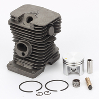 38mm Cylinder Piston kits with Needle Bearing Oil Pump For Stihl Calm MS180 018 Chainsaw